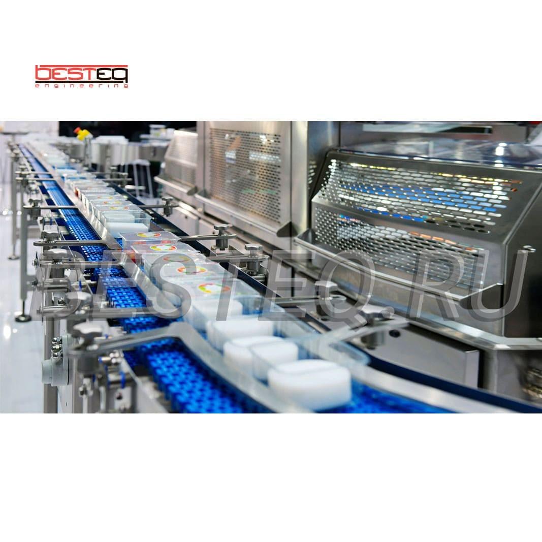 Конвейерное оборудование пищевое элеватор новопавловск
